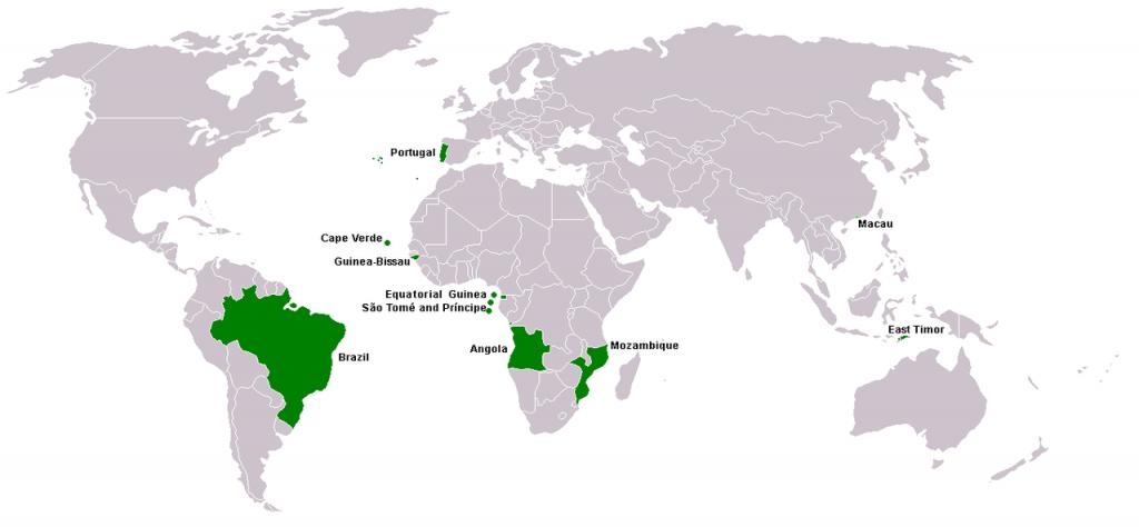 portuguese distribution
